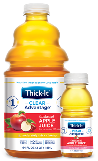 Photo of Clear Advantage® Thickened Apple Juice Packaging