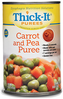 Photo of Carrot and Pea Purée Packaging